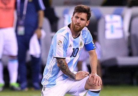 Messi meltdown won't happen to CR7