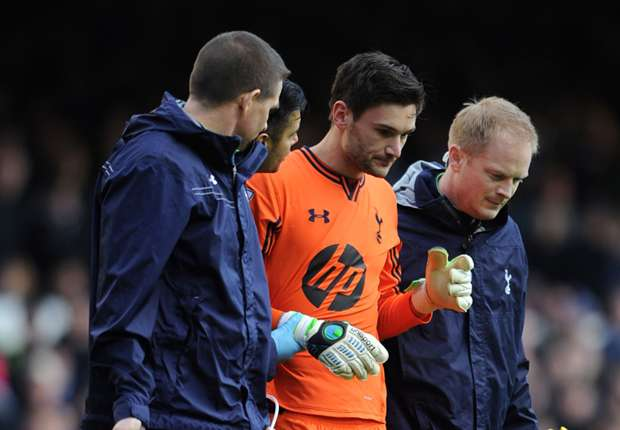 Tottenham 'rest' Lloris for Newcastle clash