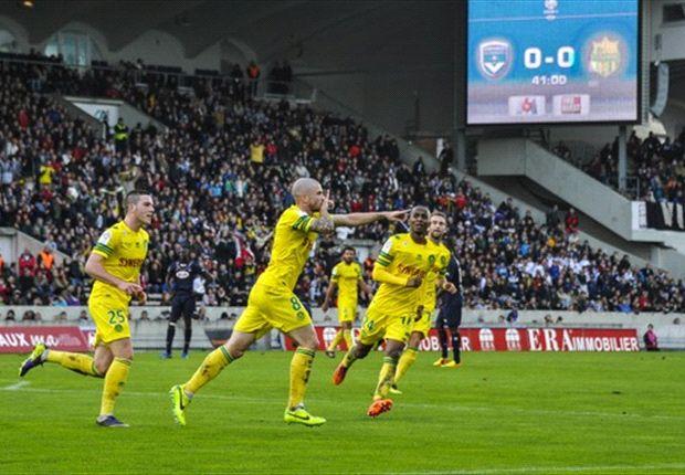 Nantes 3-2 Lyon