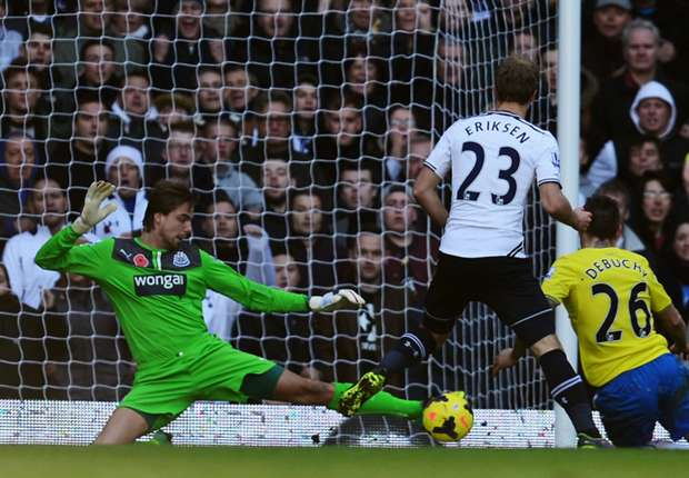 Krul revels in goalkeeping heroics