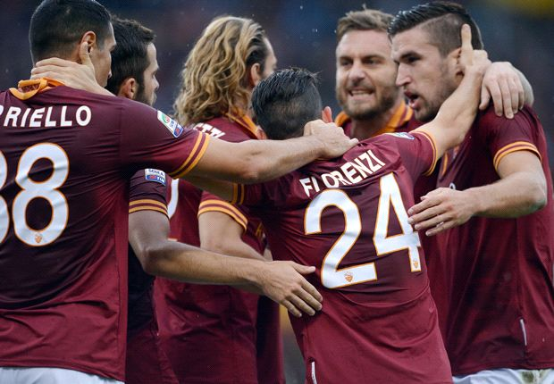 Garcia: Roma would be happy to finish fifth