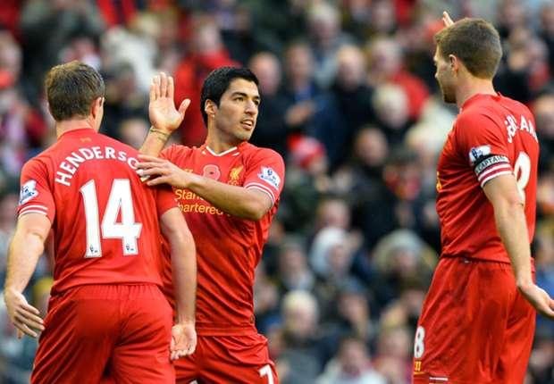 Der FC Liverpool hat in dieser Saison wieder Grund zum Jubel