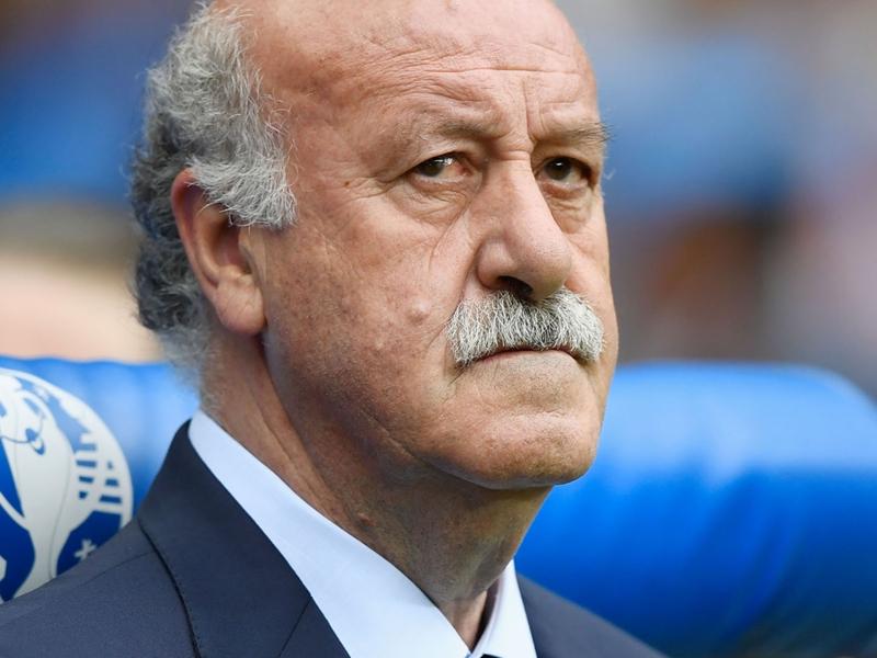 """Espagne, Del Bosque : """"J'ai refusé 10 millions d'euros de la Chine"""""""