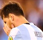 MESSI: Stands firm on Argentina retirement