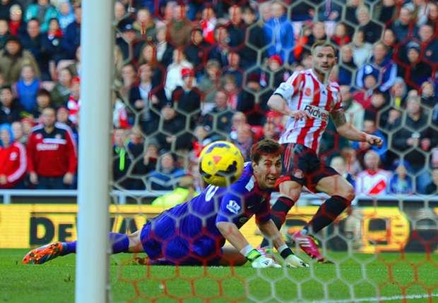 Sunderland 1-0 Manchester City: Al Ingeniero se le cae la estructura