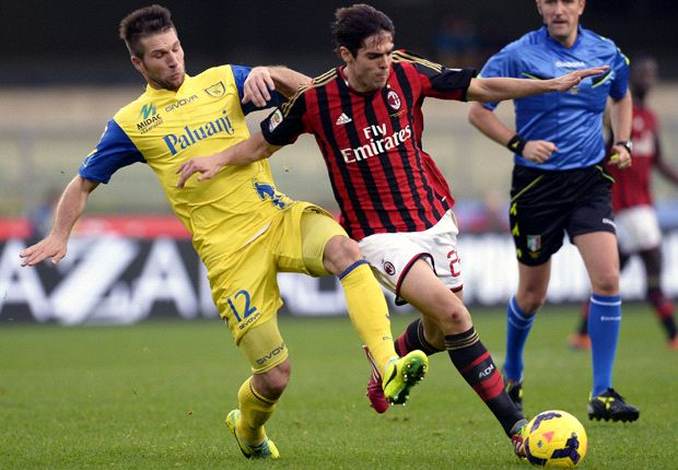 Kaka: Defensive midfield role just a trial
