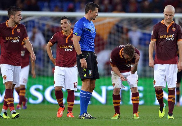 Roma-Cagliari Betting Preview: Damaged pitch to yield few goals at the Stadio Olimpico