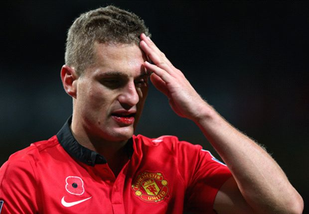 Vidic released from hospital after suffering concussion