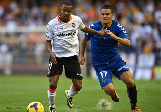Valencia 2-2 Valladolid: El banquillo evita un nuevo drama en Mestalla