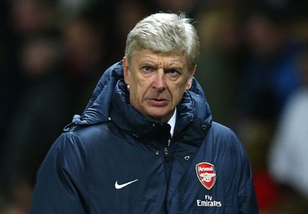 Arsenal can win the title without signing another striker, says Wenger