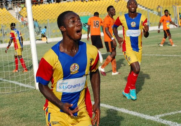 Hearts of Oak 2-1 Bechem: Phobians in line for Champions League slot