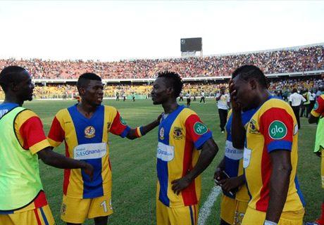 Match Report: Hearts 0-1 Djoliba