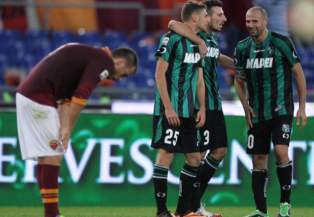 Roma 1-1 Sassuolo: Giallorossi drop points again after last-ditch equaliser