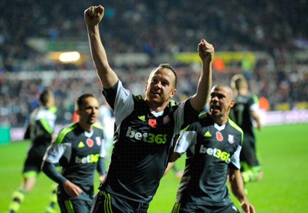 Mark Hughes plays down 'must-win' talk over Stoke v Sunderland