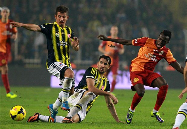Faires Derby in Istanbul