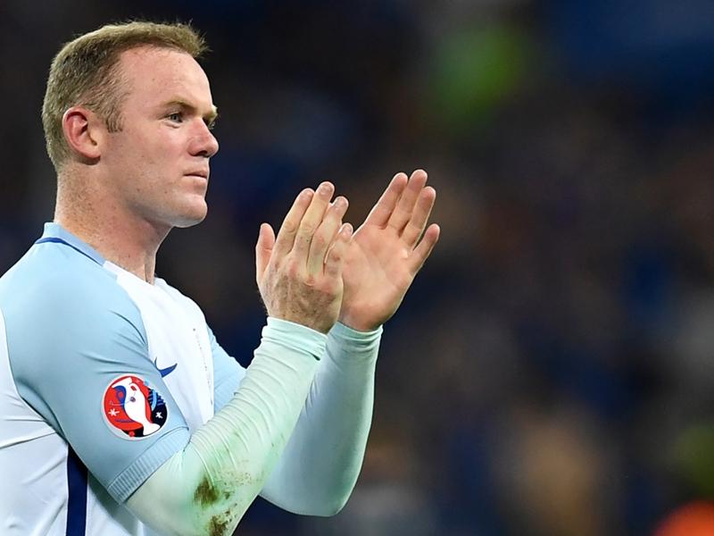 "Angleterre, Southgate : ""Rooney est un leader exceptionnel"""
