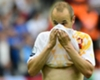 Iniesta laments Spanish focus
