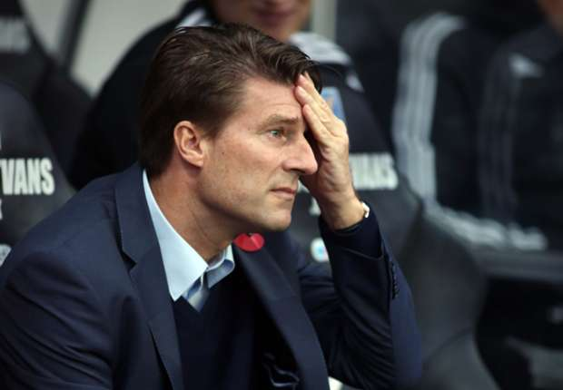 Laudrup frustrated by late penalty award