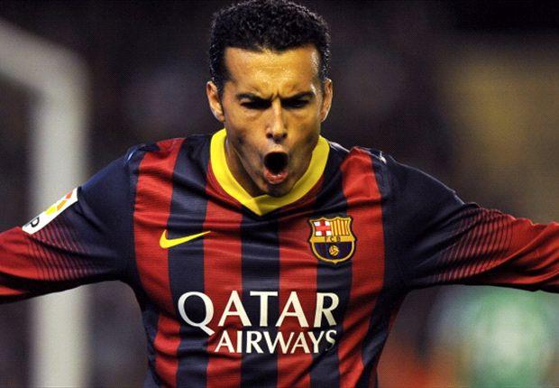 Pedro äußerte Kritik an Sepp Blatter