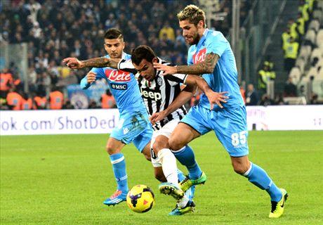 Duel Piala Super Italia 2014 Dirilis