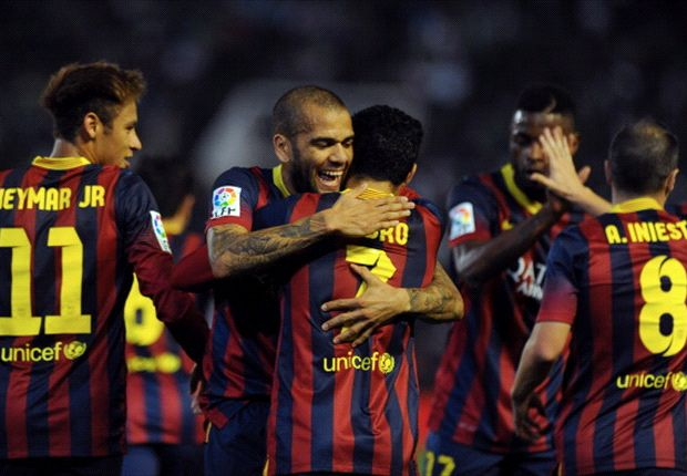 Betis 1-4 Barcelona: Blaugrana victory marred by Messi injury