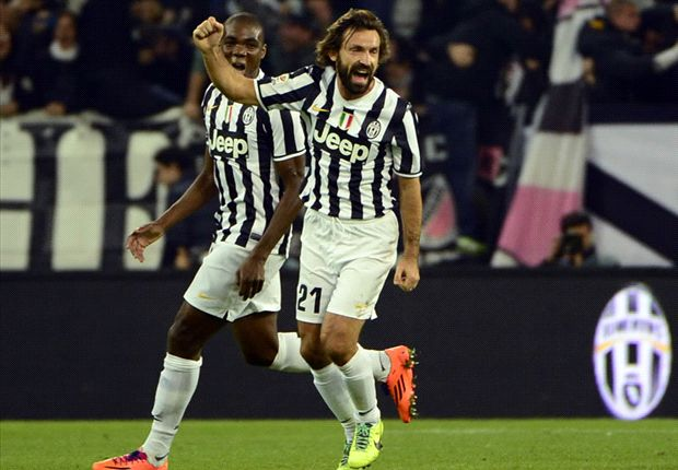 Pirlo and Pogba show Napoli and Serie A that Juventus are still the team to beat