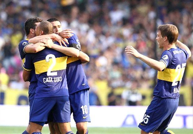 Boca venció a Tigre por 2-1 y sigue en la lucha por el Inicial