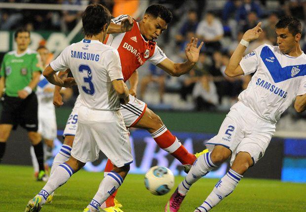 Vélez y River aburrieron a todos con un empate sin goles
