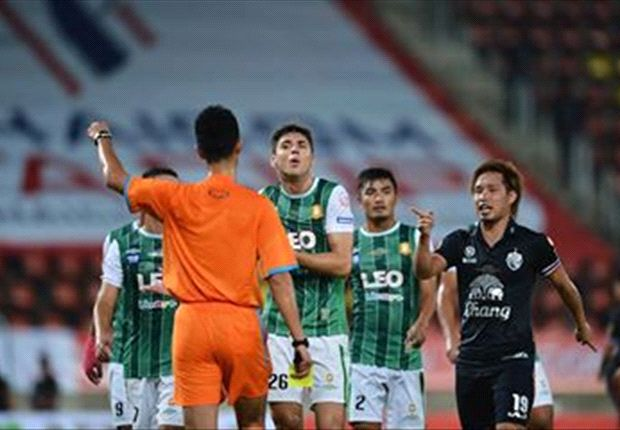 Former S.League star Goran Subara leaves Bangkok Glass