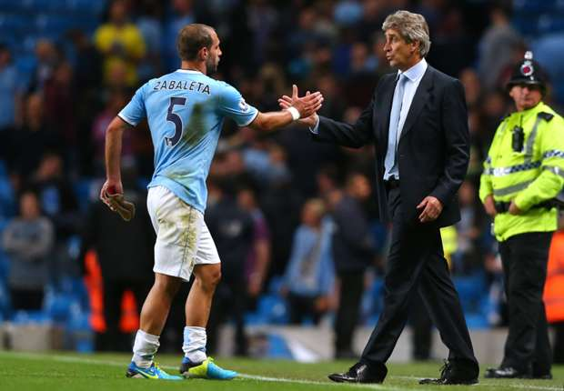 Zabaleta concerned by Manchester City away form