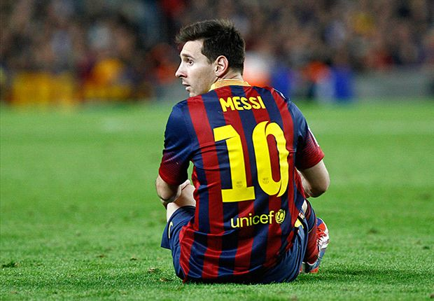 We will not rush Messi back, says Barcelona sporting director