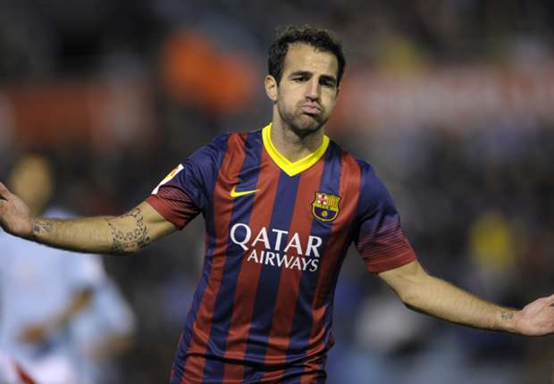 Barcelona had to move on from Guardiola, says Fabregas
