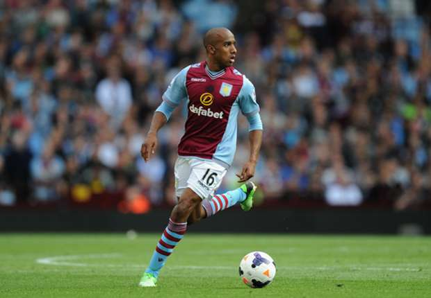 Delph set for Villa return, confirms Lambert