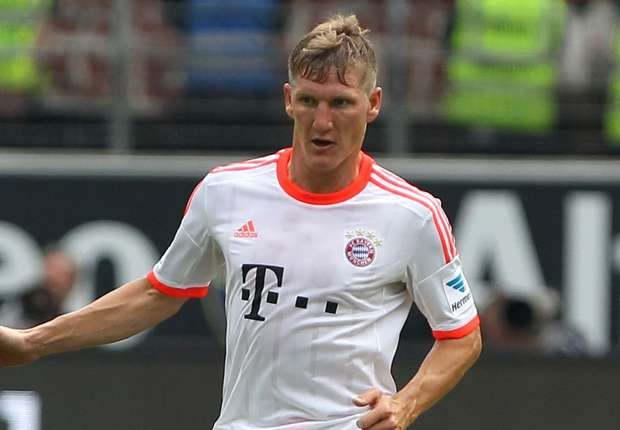 Bayern: Schweinsteiger will be fit for 2014