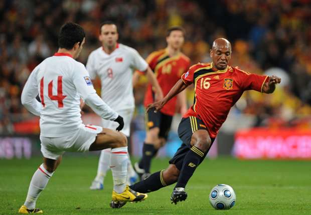 Former Spain international Marcos Senna