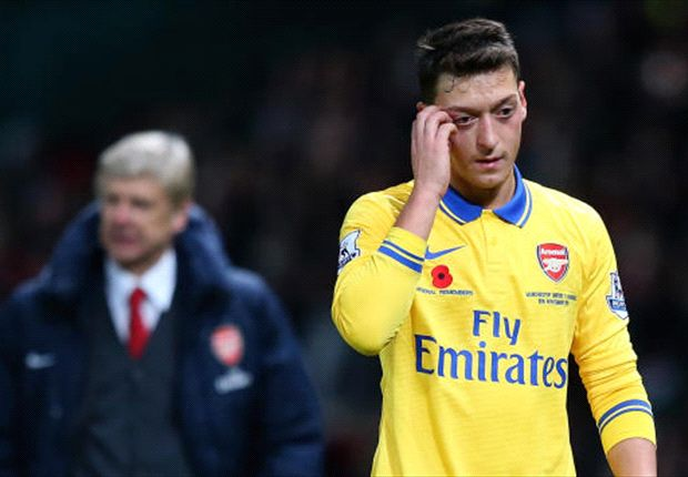 Cazorla: Arsenal need struggling Ozil back to his best