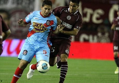 EN VIVO: Arsenal - Lanús
