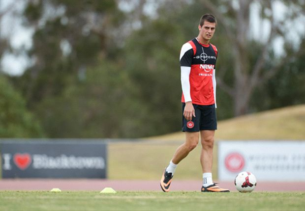 Western Sydney could lose the services of their star forward