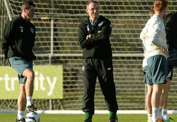 Keane can say what he wants, insists Ireland boss O'Neill
