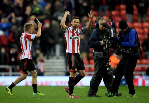 Bardsley feared worst at Sunderland under Di Canio