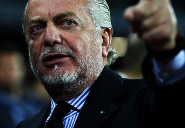 Napoli president De Laurentiis attacks Lyon counterpart Aulas over failed Gonalons bid