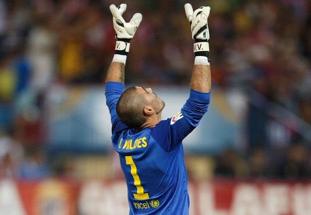 From Xabi Alonso to Victor Valdes - the Liga stars whose contracts expire in 2014