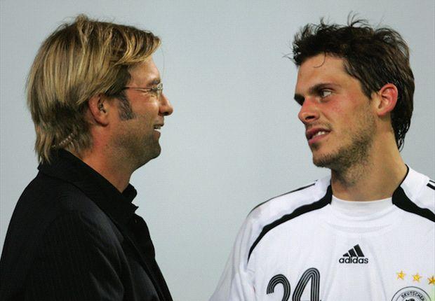 Jürgen Klopp und Manuel Friedrich kennen sich noch aus Mainz