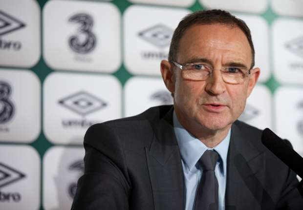 O'Neill: Robbie Keane won't start against Poland