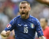 De Rossi a serious doubt for Italy