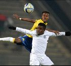 GALLERY: How Downs beat Enyimba in CafCL