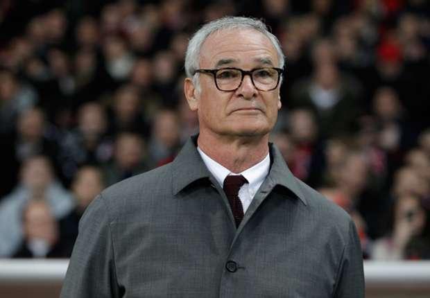 Monaco coach Claudio Ranieri