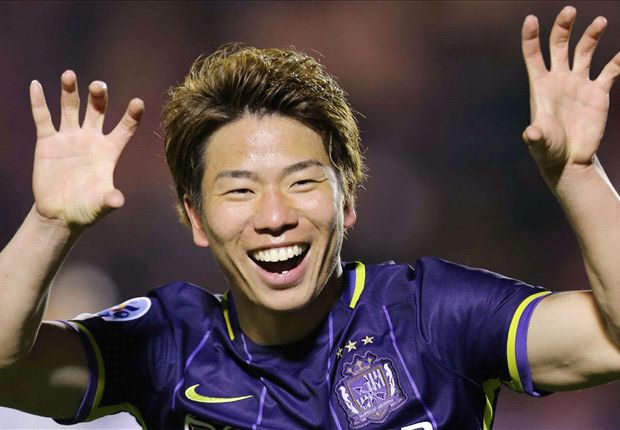 Takuma Asano joined Arsenal