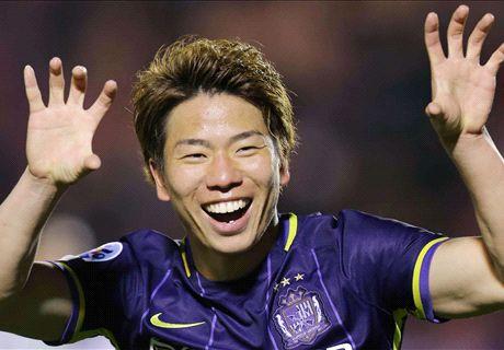 Arsenal launch offer for Japan starlet