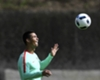 WATCH: Ronaldo shows juggling skills
